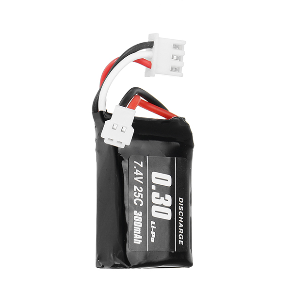 Eachine Q90C Flyingfrog FPV Racing Quadcopter Spare Parts 2S 7.4V 300mAh 25C Lipo Battery