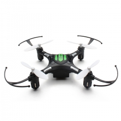 Eachine H8 Mini Headless Mode 2.4G 4CH 6 Axis RC Quadcopter RTF Mode 2 (Black)