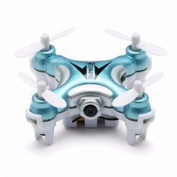 EACHINE E10W Mini Quadcopter Wifi FPV With 720P Camera 2.4G 4CH 6 Axis LED RC Nano Quadcopter Drone Mode 2