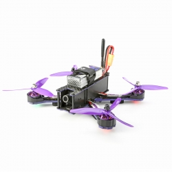 Eachine Wizard X220 FPV Racing Drone Blheli_S F3 6DOF 2205 2300KV Motors 5.8G 48CH 200MW VTX 700TVL Camera ARF Version