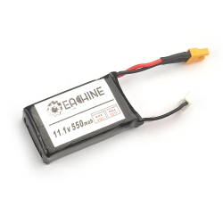 Eachine Lizard95 FPV Racing Drone Spare Part 11.1V 550MAH 40/80C LiPO Battery