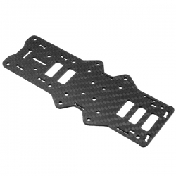 Eachine Wizard X220S FPV Racer Spare Part Lower Plate Bottom Plate 2mm