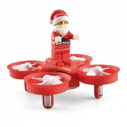 Eachine E011C Flying Santa Claus With Christmas Songs 716 Motor Headless Mode RC Quadcopter