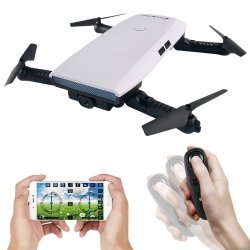 Eachine E56 720P WIFI FPV Selfie Drone With Gravity Sensor Mode Altitude Hold RC Quadcopter RTF-Christmas Sales