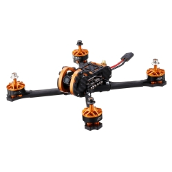 Eachine Tryo109 210mm DIY 5 Inch FPV Racing Drone PNP w/ F4 30A 600mW VTX Caddx Turbo Eos2 1200TVL Camera