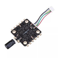Eachine Wizard X140HV 140mm FPV Racing Drone Frame Spare Part 20A Blheli_S 2-6S DSHOT600 Brushless ESC with 25v150uf Capacitance