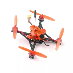 Eachine RedDevil 105mm 2-3S FPV Racing Drone Whoop PNP/BNF Crazybee F4 PRO Caddx EOS2 5.8G 25~200mW Nano VTX - Compatible Flysky Receiver