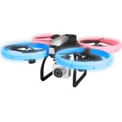 Eachine E020 LED WIFI FPV With 4K/1080P HD Wide Angle Camera Altitude Hold Mode RC Drone Quadcopter RTF - 4K HD Three Batteries