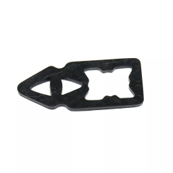 Eachine LAL5 228mm 4K FPV Racing Drone Spare Part 3mm Battery Anti Slip Plate Mat