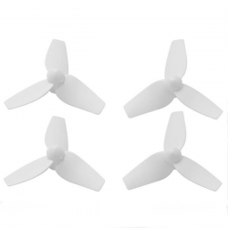 40mm 1.5 Inch 1.0mm Hole 3-Blade Bullnose Propeller for 1102 1103 Brushless Motor 2 CW & 2 CCW