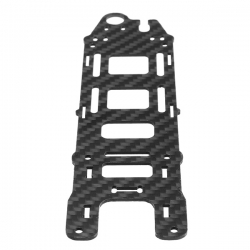 Eachine Wizard X220S FPV Racer Spare Part Upper Plate Top Plate 1.5mm Carbon Fiber