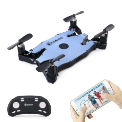 EACHINE E57 WiFi FPV Selfie Drone With 720P HD Camera Auto Foldable Arm Altitude Hold RC Quadcopter-Christmas Sales