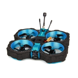 Eachine Cvatar 142mm 6S 3 Inch Cinewhoop Duct FPV Racing Drone PNP/BNF Analog Version RunCam Nano2 Cam F722 DJI FC 1507 2400KV 35A ESC - Without receiver