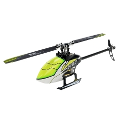 Eachine E180 6CH 3D6G System Dual Brushless Direct Drive Motor Flybarless RC Helicopter BNF Compatible with FUTABA S-FHSS - BNF(1 Battery)