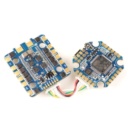 Eachine Cvatar F730 Stack 3-6S F722 F7 Flight Controller & 30A Blheli_S 4 IN 1 Brushless ESC 20x20mm for 100mm-250mm FPV Racing Drone