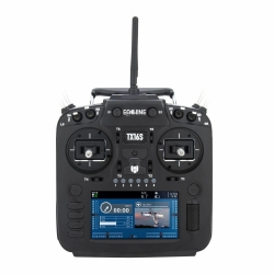 Eachine TX16S Hall Sensor Gimbals 2.4GHz 16CH Internal Multi-protocol RF System OpenTX Radio Transmitter for RC Drone - Mode 2 (Left Hand Throttle)