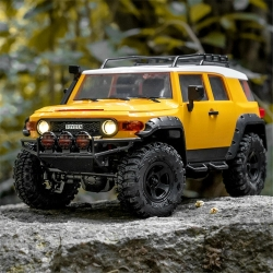 Eachine & FMS for TOYOTA FJ Crusier RTR 1/18 2.4G 4WD RC Car Crawler Vehicles Off-Road Truck Toys